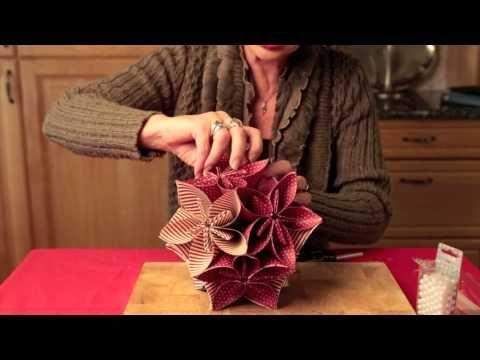 Joulupallon teko - YouTube
