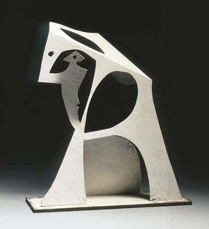 1961 Tête de femme (profil) Pablo Picasso