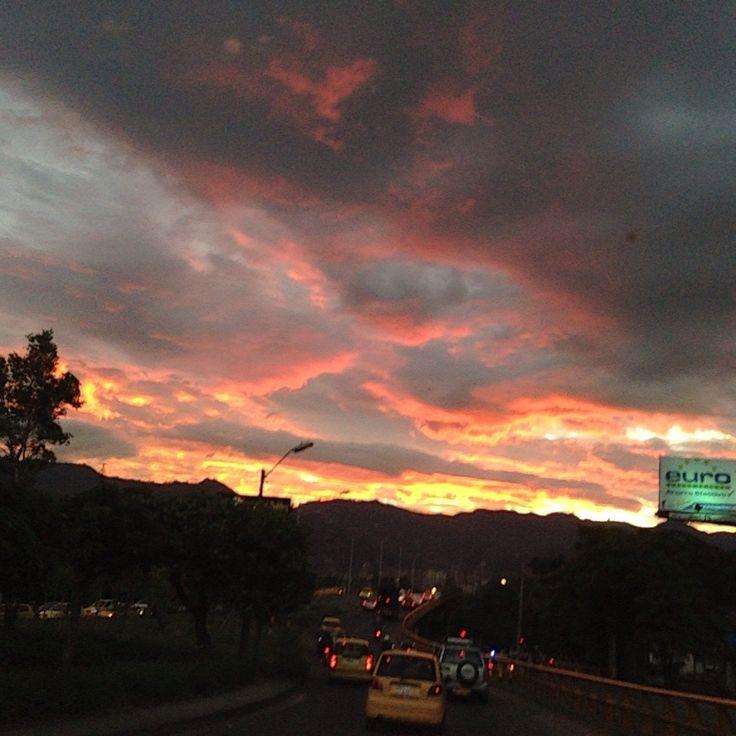 Medellín, foto sin filtros