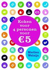 Een crisisproof kookboek!  Budgetkoken: eten met 4 personen voor maximaal 5 euro. Stuk voor stuk gezonde, veelzijdige, uitdagende, maar bovenal smakelijke en lekkere recepten!   http://www.bruna.nl/boeken/koken-voor-4-personen-voor-5-euro-per-dag-9789045206431