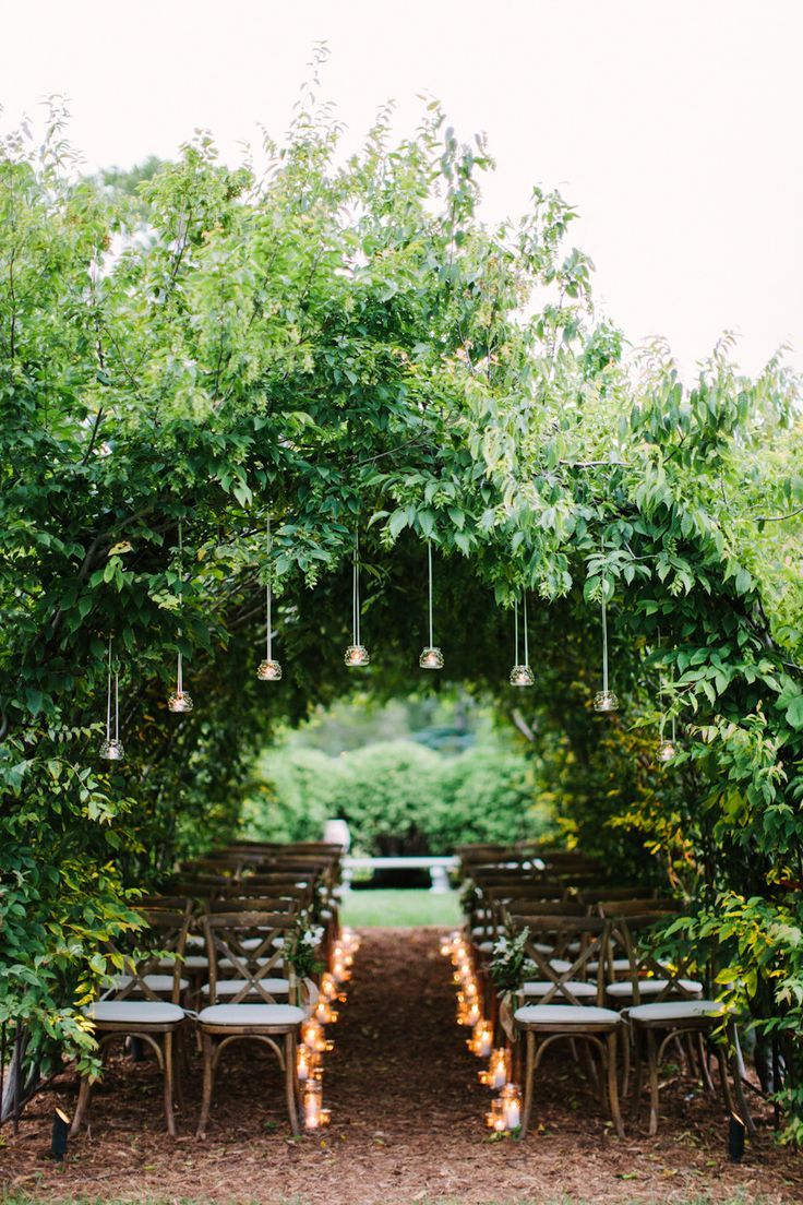 kcweddingsblog:   Glamorous garden wedding....