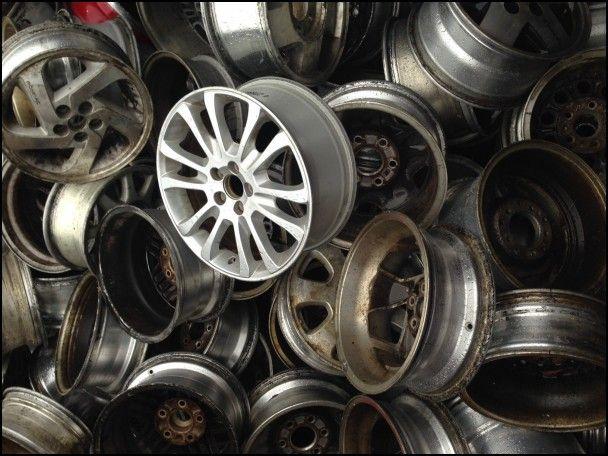 Scrap Aluminum Wheel Prices
