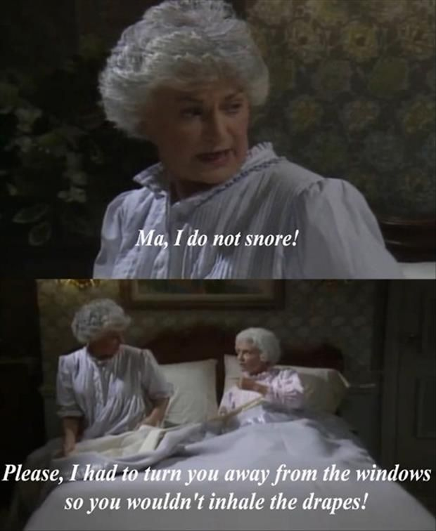 Dump A Day golden girls funny quotes - Dump A Day