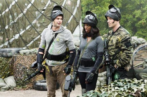 Chris, Traci and Nick