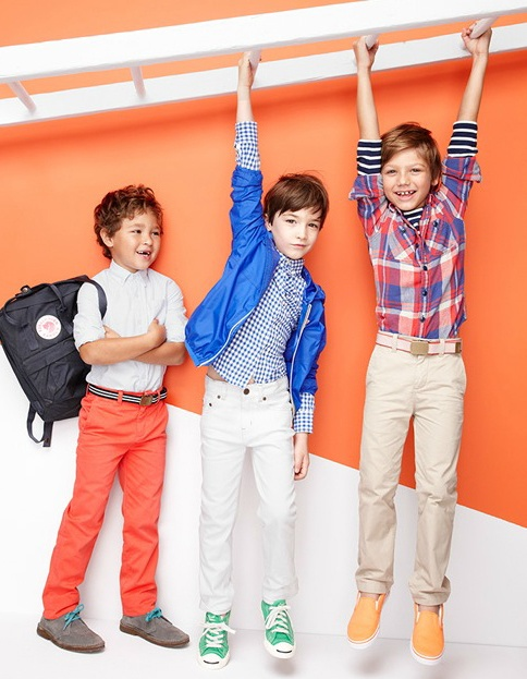 Crew Cuts Simply Cute Style!