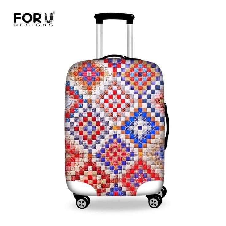 Ensembles de sacs à bagages Résistant à l'usure Trolley Case Couvercle de protection anti-poussière , L , f