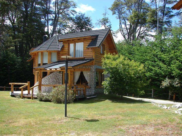 Cabañas El Raulí del Bonito en Villa La Angostura, Patagonia Argentina