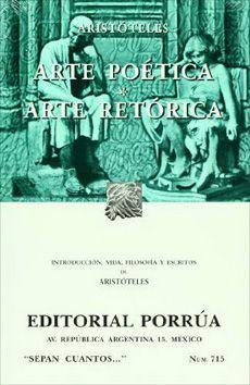 Resultado de imagen para aristoteles arte poetica libro