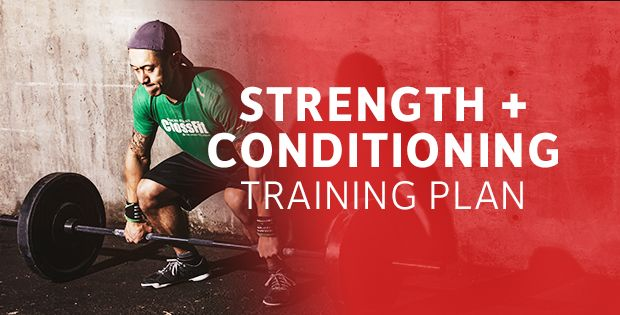 If you'd like to shake out of a workout rut, we've worked with certified fitness professionals to create a 7 day Vega Sport Strength and Conditioning Plan.