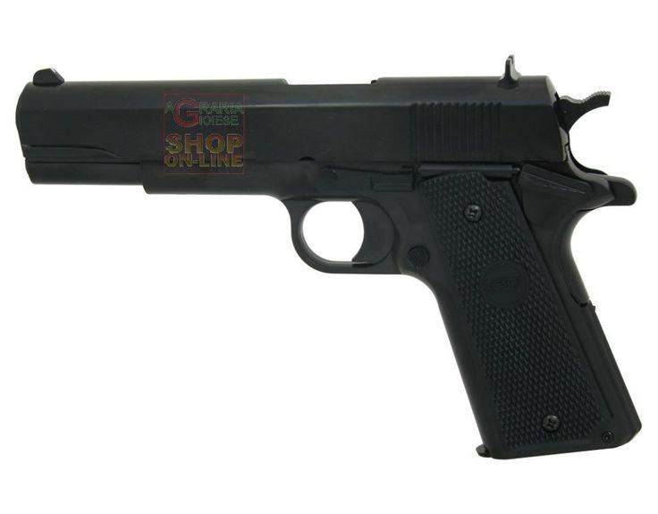 PISTOLA AIRSOFT STI M1911 CLASSIC CALIBRO MM. 6 JOULE 0.5 https://www.chiaradecaria.it/it/pistole-airsoft/14505-pistola-airsoft-sti-m1911-classic-calibro-mm-6-joule-05-5707843044158.html