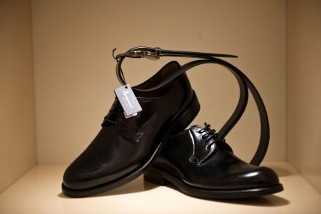 Italian shoes, fashion chic