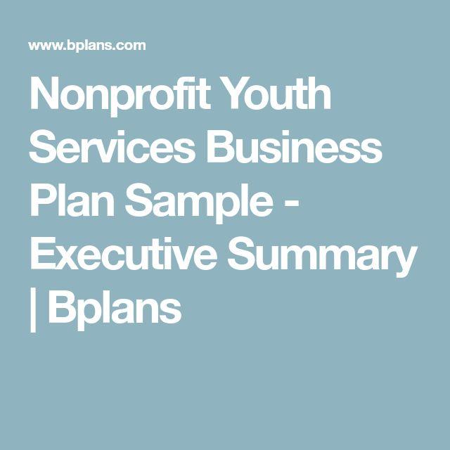 Best 25+ Startup business plan sample ideas on Pinterest - non profit business plan template
