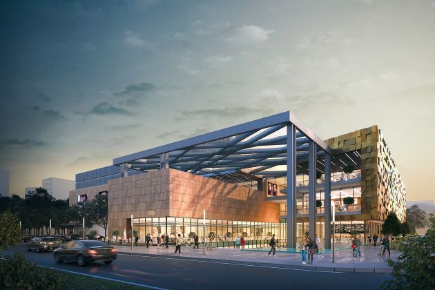 CGarchitect - Professional 3D Architectural Visualization User Community | Entertainment and shopping center