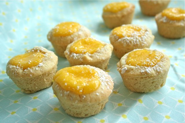 make it perfect: .Thermomix Cooking - Lemon Bar Cookie Cups.