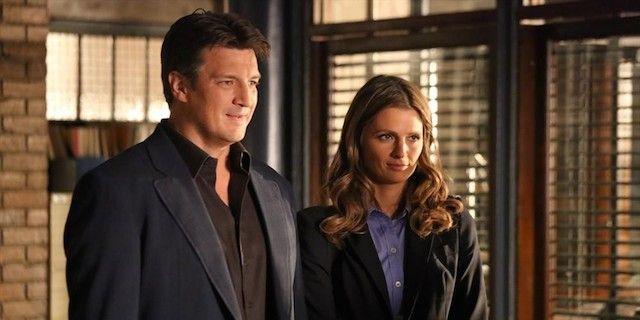 Castle è ancora in bilico, con la ABC che deve decidere se rinnovare la serie tv e i due protagonisti Nathan Fillion e Stana Katic che devono firmare i