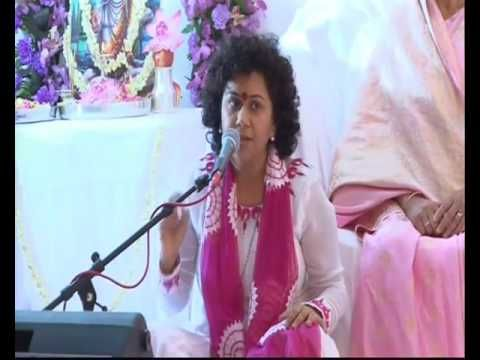 Dr. Archika Didi | Self Realization | Dubai | June 2016 | Meditation | M...