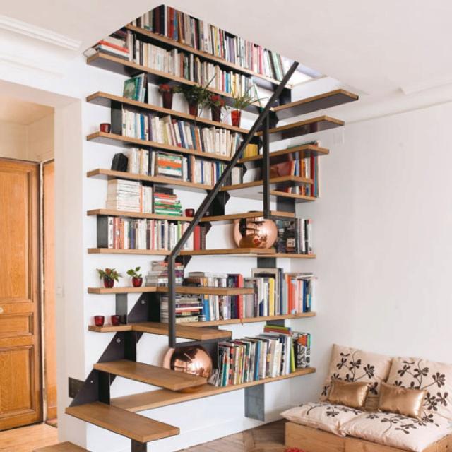 10 Best Images About Awsome Bookshelfs On Pinterest