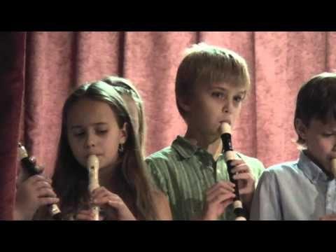 Hopsa, pacholátka II   V Betlémě svítějí   Den přeslavný - YouTube