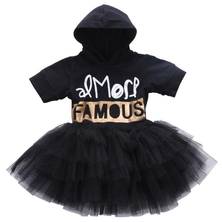 Famous Tutu Dress. #petitelapetite #summerbabyclothes #tutu #dress #famous #hoodie #almostfamous #girls #babyclothes #onesie #onesies #onesieset #bodysuit #bodysuitset #romperset #baby #babies #toddler #toddlers #summer #summerwear #clothing #cute #toddlerwear #babywear  #summerclothes #clothes #cotton #babyclothesforsale #cutebabyclothes #coolbabyclothes #uniquebabyclothes #trendybabyclothes  #babyclothessale #babyclothesideas #babyclothesus #freeshipping