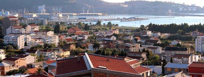 Bar, Montenegro - city of sun, sea and stone