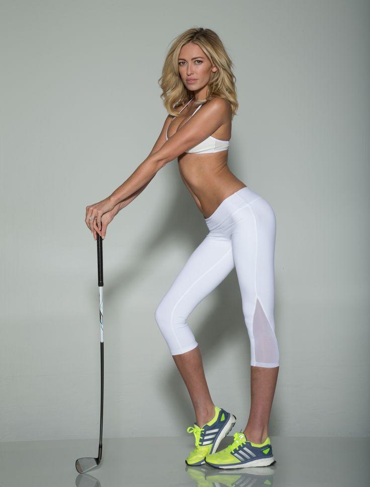 Photos: Paulina Gretzky Cover Shoot - Golf Digest