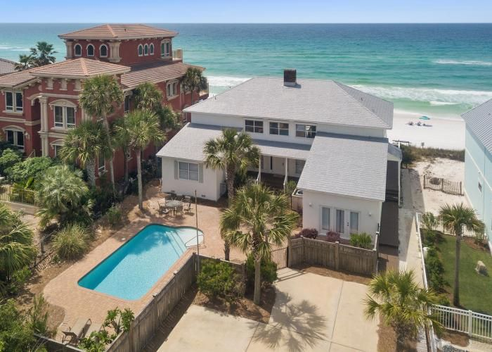 Blessings Santa Rosa Beach Vacation Rentals By Ocean Reef Resorts Beachfront Vacation Beachfront Vacation Rentals Beachfront Rentals