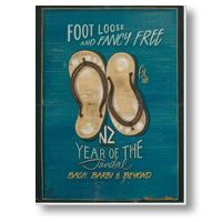 Foot Loose by Foot Loose