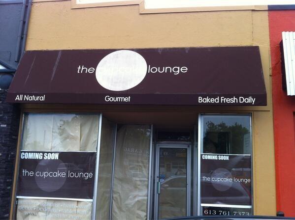 The Cupcake Lounge Inc. Westboro (Newly Opened) !