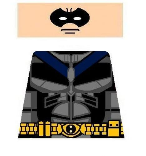 DC Super Hero Minifigures: LEGO® creations by Josh L ...