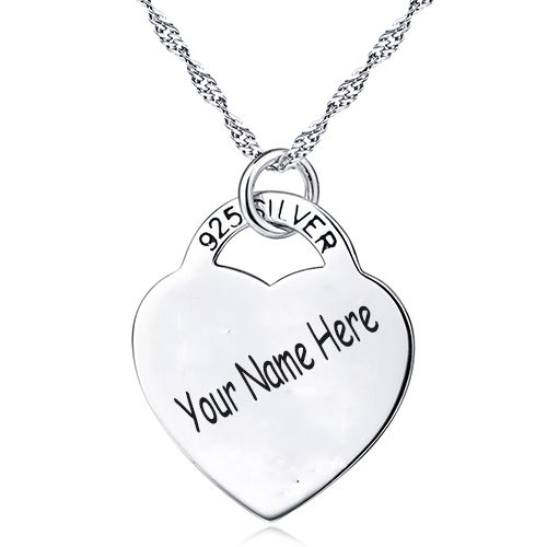 WRITE NAME ON Write Your Name In Heart Locket PICS