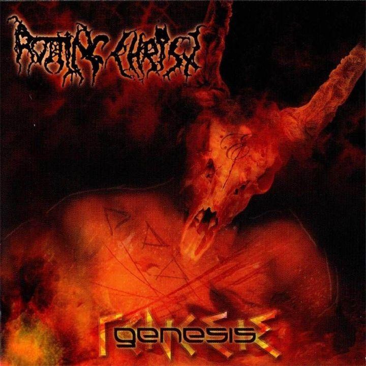 Rotting Сhrist - Genesis (2002) Люблю, когда группа преподносит именно то, чего от неё ждёшь, уже держа в руках диск.Цифровое начало (genesis) явно видится уже в названии альбома – так неужели в...