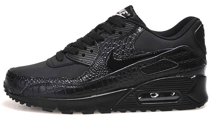 """Nike WMNS Air Max 90 """"Black Croc"""" FF8830"""