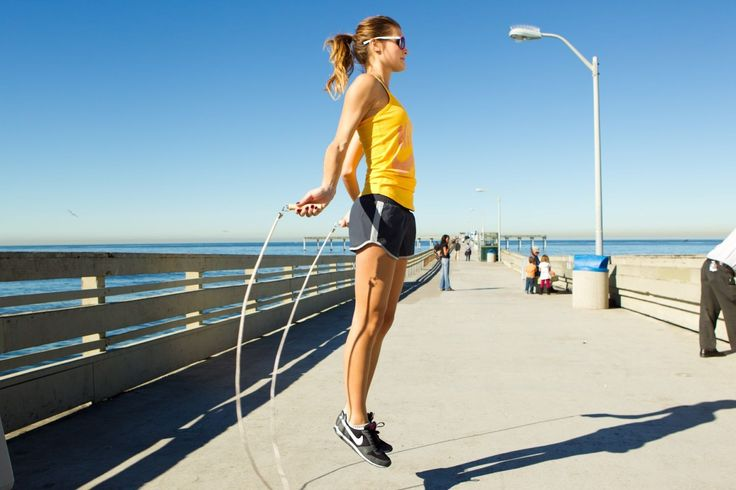 nice Скакалка для похудения — Отзывы и эффективные упражнения