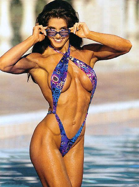 Ifbb Fitness Professional Competitor And Fitness Model