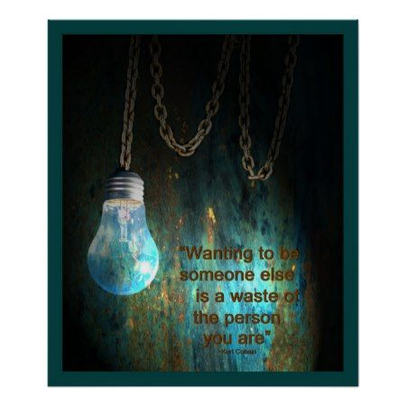 Light bulb grunge poster - click to get yours right now!