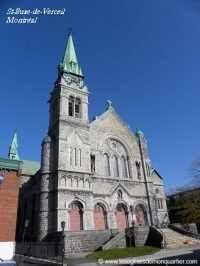 Église St-Eusèbe de Verceuil, Montréal