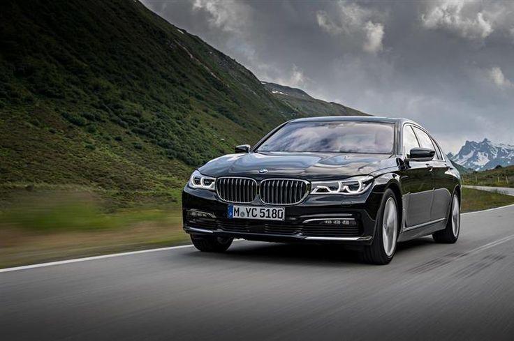 ESSAI - BMW 740e : l'hybride de la seconde chance (+ photos)