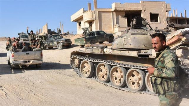 La verdad oculta: Siria bloquea acceso de aliados de EEUU a campos p...