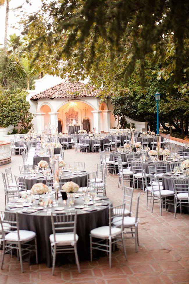 backyard wedding venues in orange county ca%0A Nicole  Wearing Rivini and Maria Elena  Marries Luke in Orange County