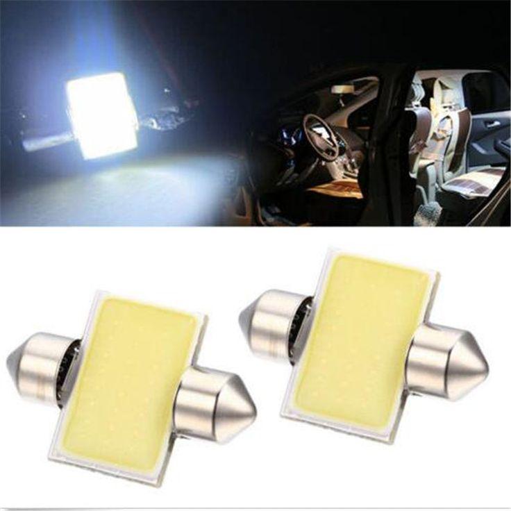 $4.49 (Buy here: https://alitems.com/g/1e8d114494ebda23ff8b16525dc3e8/?i=5&ulp=https%3A%2F%2Fwww.aliexpress.com%2Fitem%2F2pcs-DIY-Truck-Car-Lamp-Trailer-Lights-White-31mm-12smd-COB-LED-DE3175-Bulbs-For-Car%2F32770526305.html ) 10PC DIY Truck Car Lamp Trailer Lights White 31mm 12smd COB LED DE3175 Bulbs For Car Interior Dome Map Lights Waterproof Light  for just $4.49