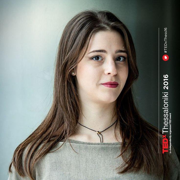 """""""Η Ελένη μπήκε με τη μία στα βαθιά του TEDx Thessaloniki καθώς πέρσι αμέσως μετά το event μας εντάχθηκε εθελοντικά στην ομάδα προκειμένου να αναλάβει το…"""""""