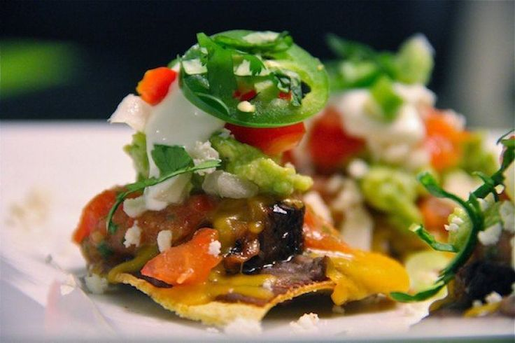 """#20161106 #NACHOS Recipes """"The 14 Best, Most Over-the-Top Nachos Recipes Ever"""" Nov. 6 is na-cho average holiday… It's National Nacho Day!  http://www.thedailymeal.com/cook/14-best-most-over-top-nachos-recipes-ever"""