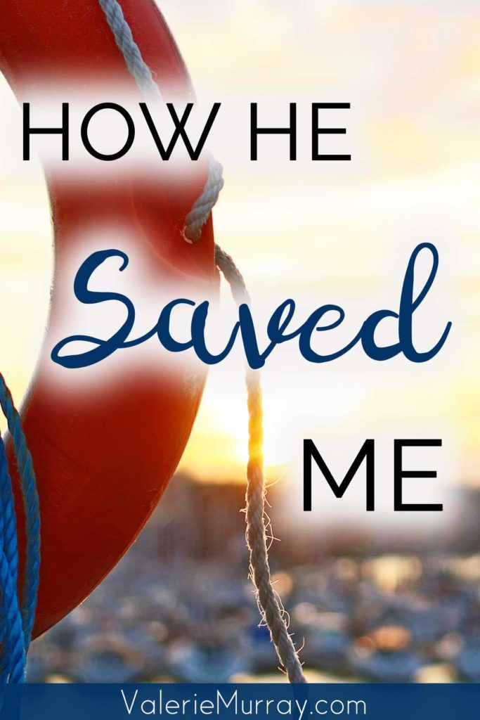 The Testimony Tour: How He Saved Me!