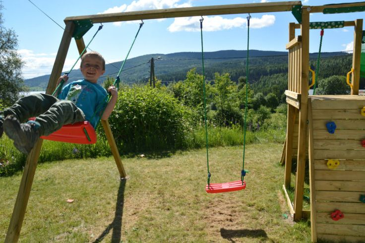 Klatrebarna gjør hagen gøy - smabarnsforeldre.nosmabarnsforeldre.no