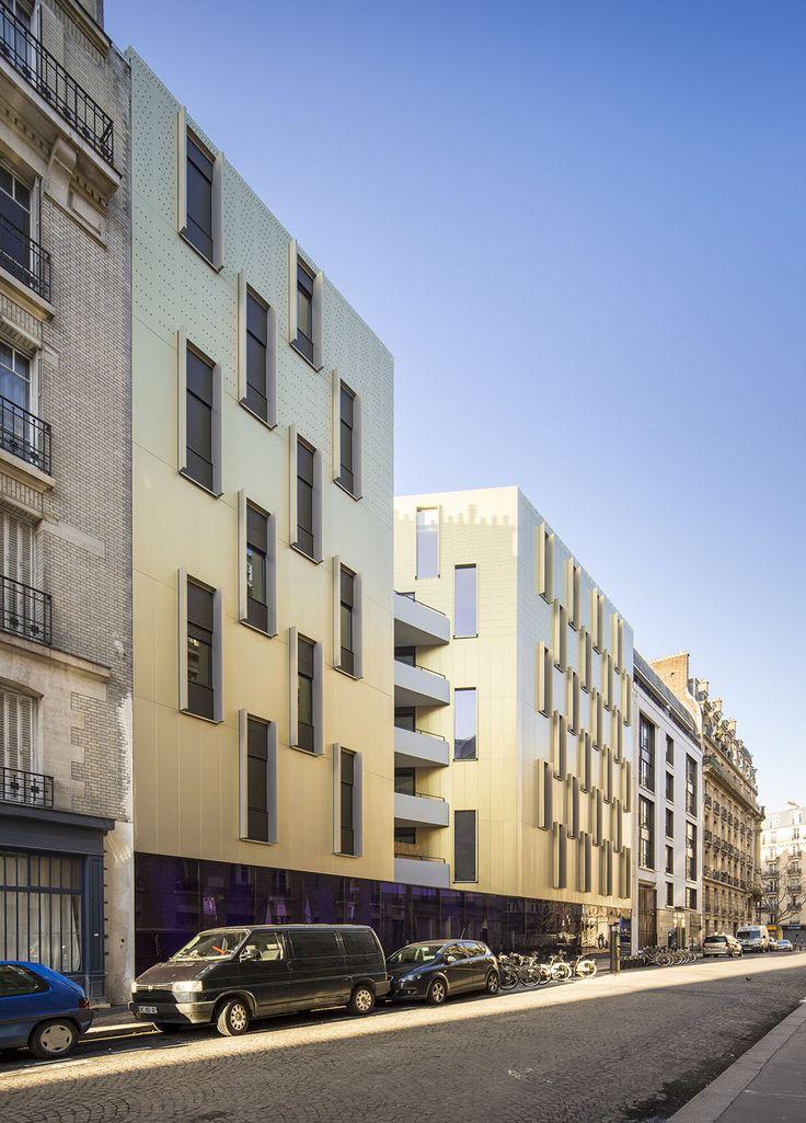 1000 Ideias Sobre Logement Social Paris No Pinterest Habita O Social Arquitetos E Immeuble