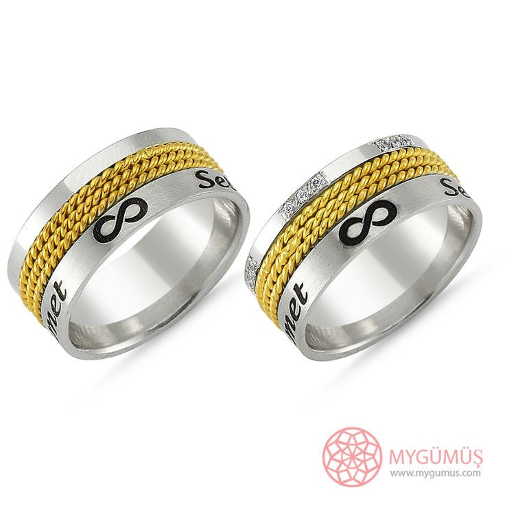 Gümüş Alyans MYA1008   #gümüş #alyans #çelik #yüzük #ring #wedding #evlilik #düğün #söz #nişan #mygumus #mygumuscom #çift #erkek #kadın #woman #man #moda #takı #jewellry