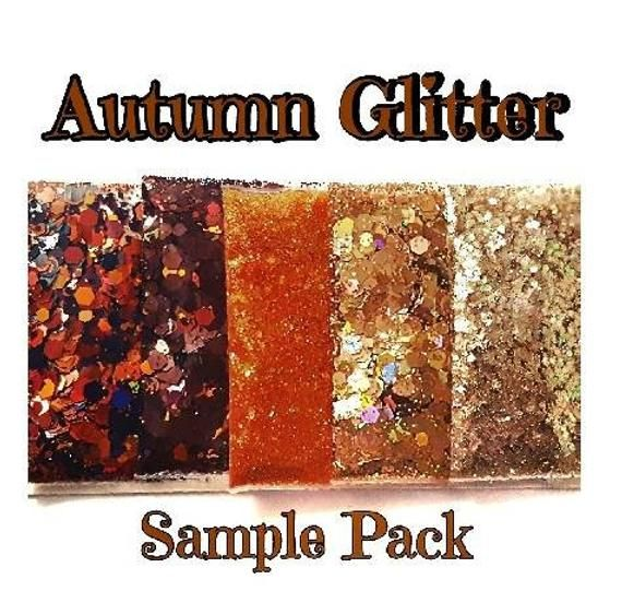 5 Glitter Sample Pack