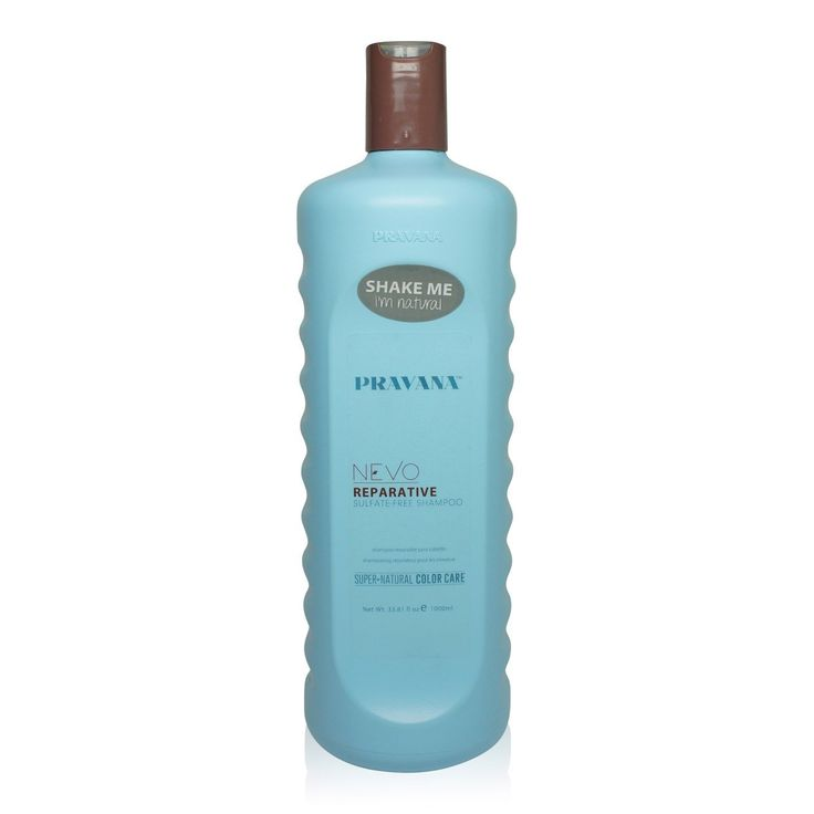 Pravana Nevo Reparative Sulface Free Shampoo - 33.8 oz *** You can get more details by clicking on the image. #hairdiva