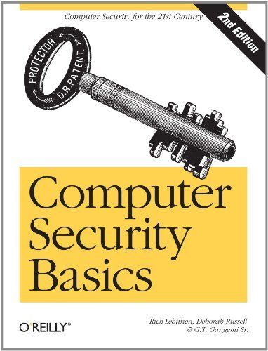 #Computer Security Basics by Rick Lehtinen. $34.19. Save 24% Off!. Author: Rick Lehtinen. Publisher: O'Reilly Media