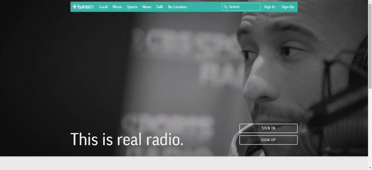 Listen to Police Scanners Online - Four Free Sources: TuneIn